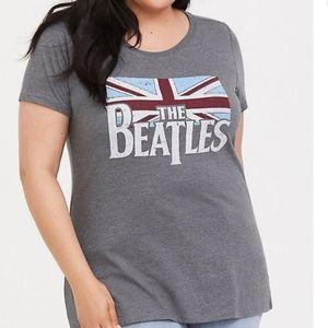 Torrid Beatles Slim Fit Tee